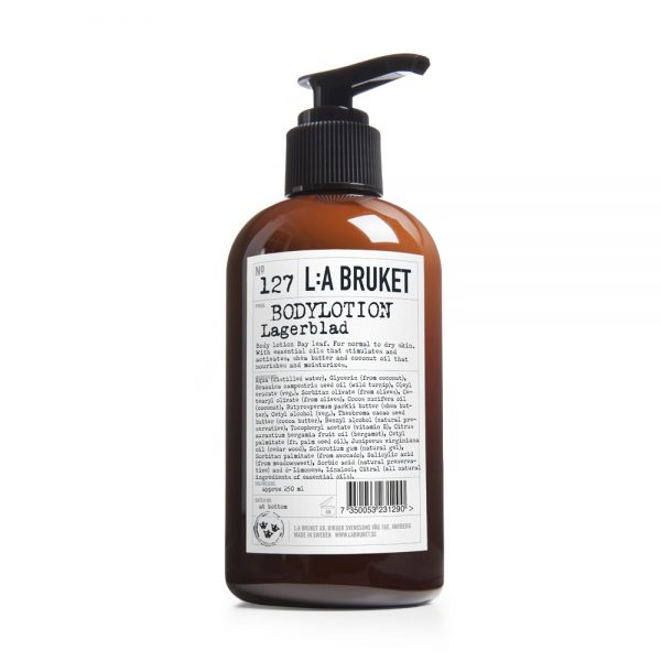 LA Bruket Body Lotion bay Leaf 200ml
