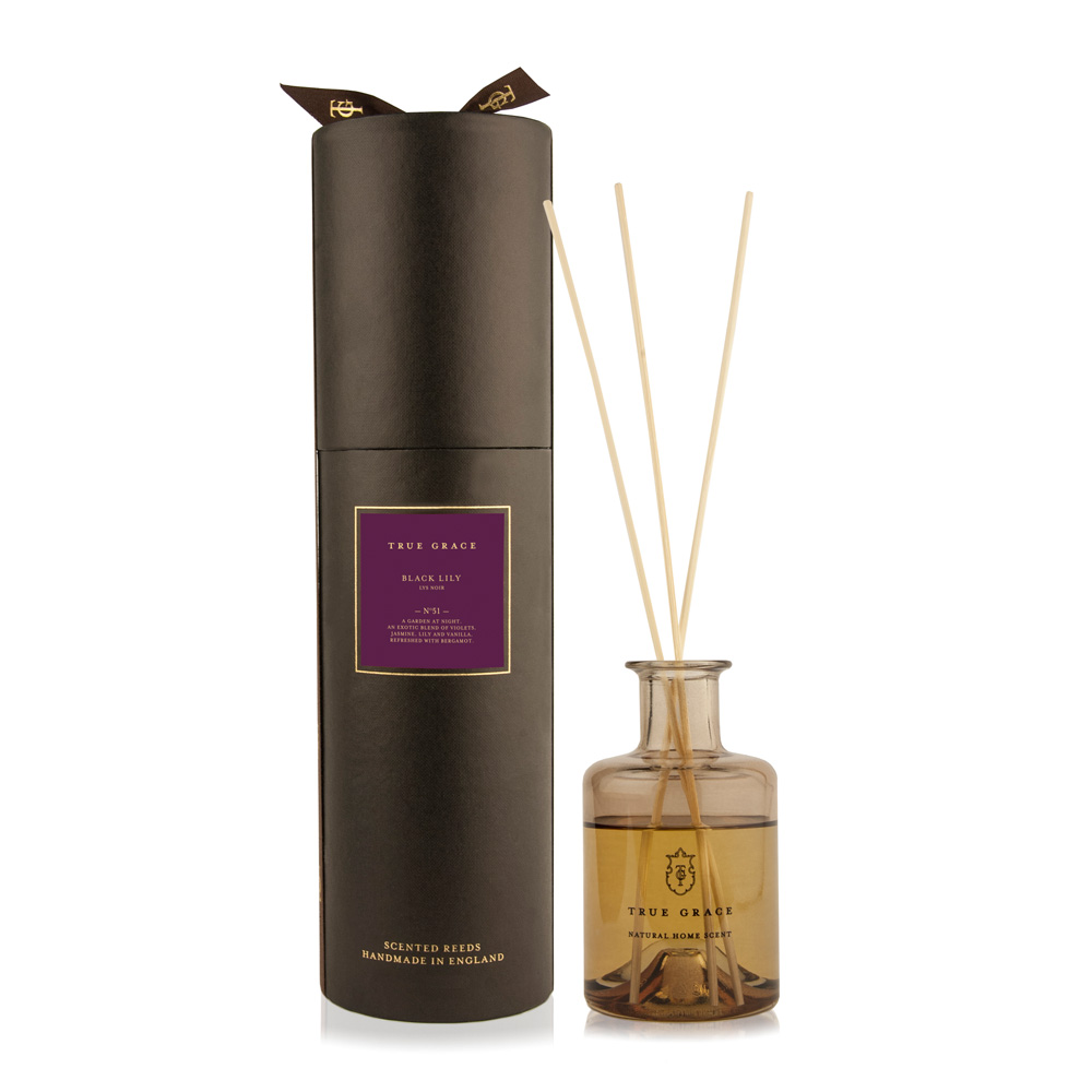 True Grace Black Lily diffuser