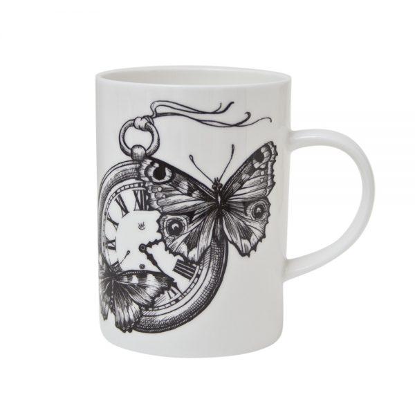 Rory Dobner Time Flies mug
