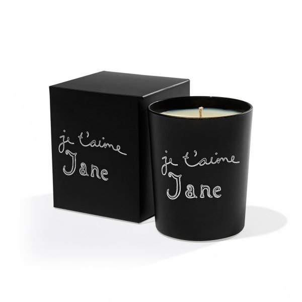 Bella Freud Candle Je t'aime Jane
