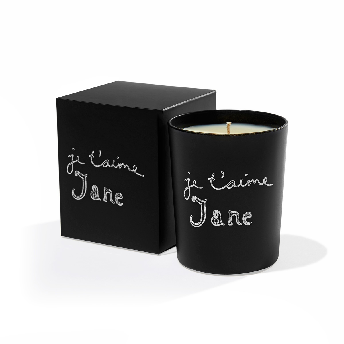 Bella Freud Candle Je t'aime Jane