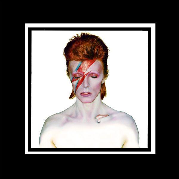 David Bowie Aladdin Sane print