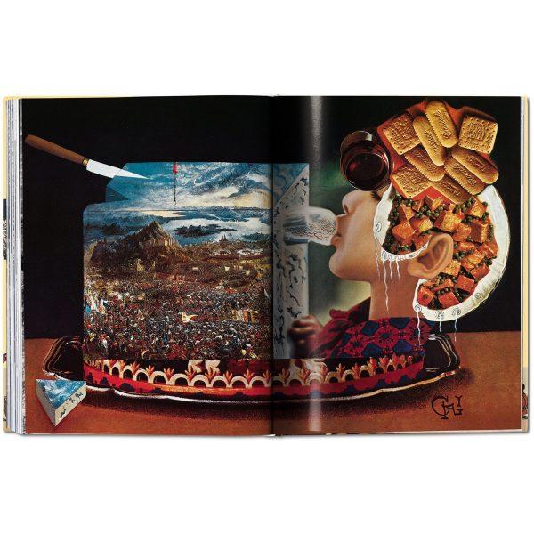 Dali cookbook Les dîners de Gala-illustration1