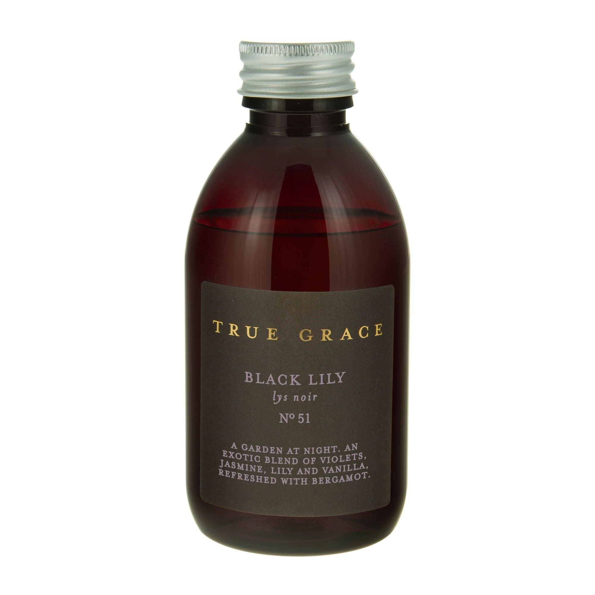 true-grace-black-lily-diffuser-refill