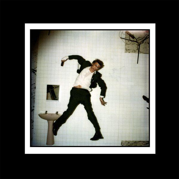 David Bowie Lodger original polaroid print