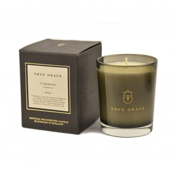 True Grace Tuberose Candle