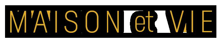 Maison et Vie Logo Website homepage logo