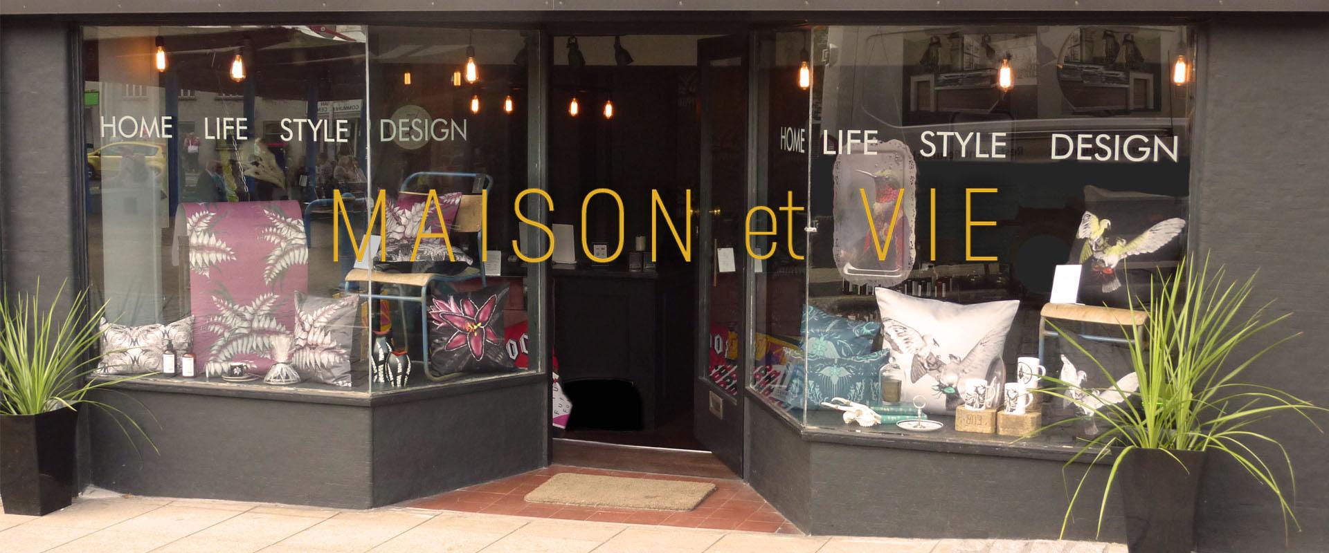 Maison Et Vie Is A Design And Lifestyle Store