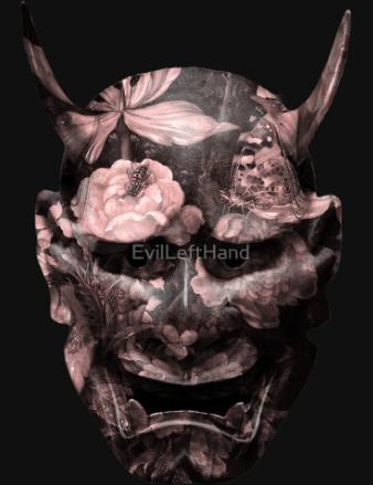 evil-left-hand-kabuki-mask