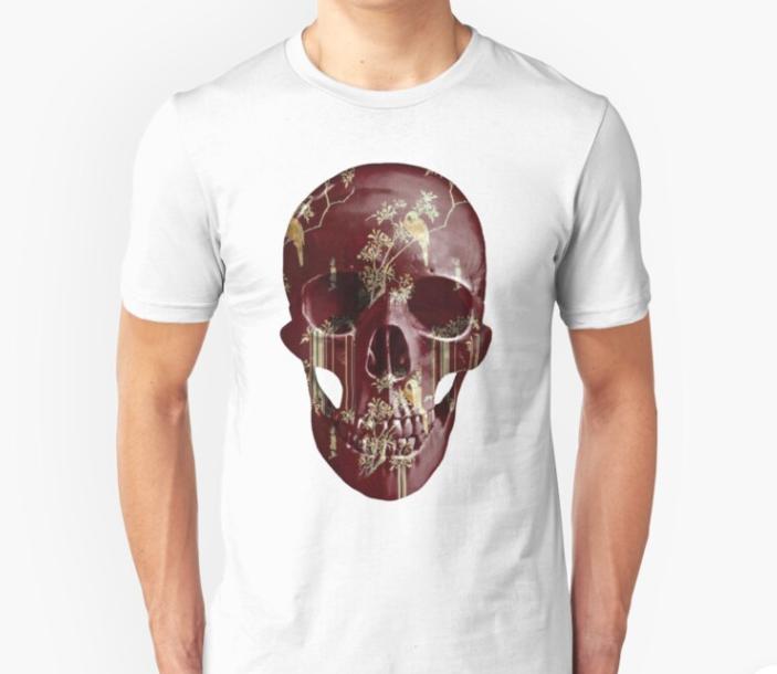 skull-t-shirt-tear-garden-bordeaux-white