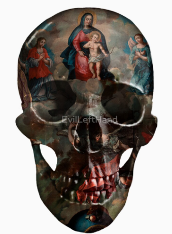 painted-religious-skull