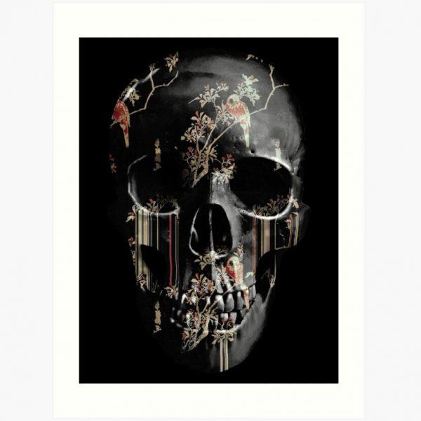 evil-left-hand-tear-garden-skull-print-black
