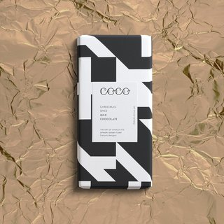 Coco-chocolatier-christmas-spice-milk-chocolate-bar