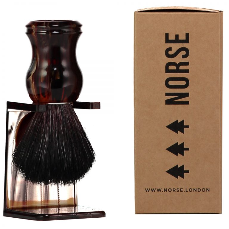 Norse_Shave_Brush_Tortoise_shell
