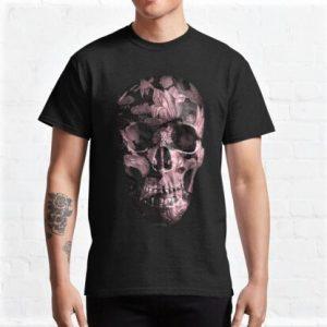 evil-left-hand-floral-skull-tshirt-rose-black