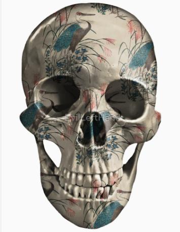 evil-left-hand-herons-skull-white