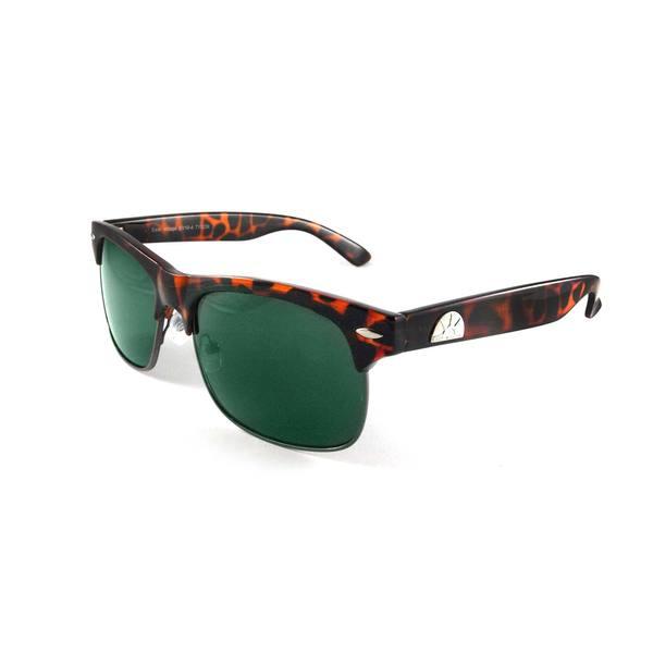 Men's / Unisex Classic Tyson Retro Sunglasses Tortoiseshell