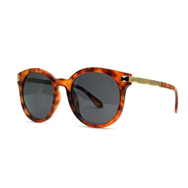 Ruby-Rocks-Chloe-tegan-round-Sunglasses-tortoiseshell