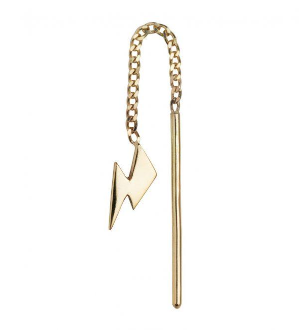 bowie-flash-single-threader-gold-vermeil-LOUISE-WAD