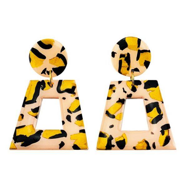 studio-eris-gaea-earrings-leopard-peach-gol
