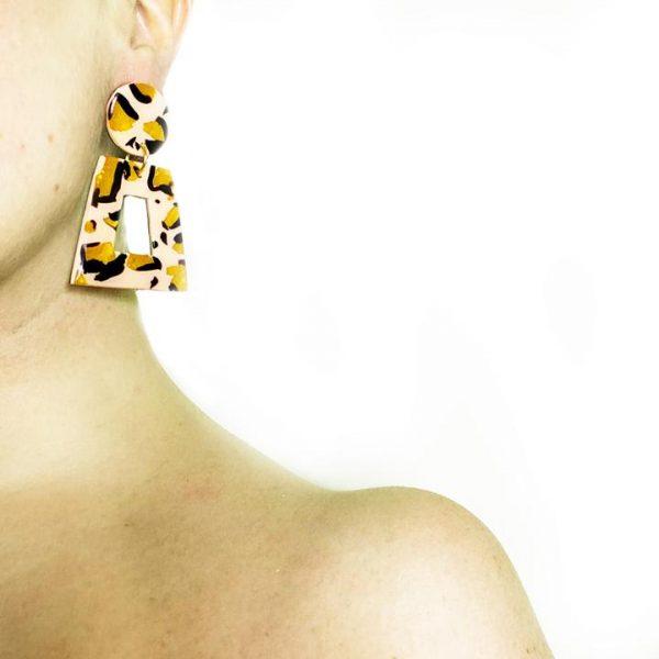 studio-eris-gaea-earrings-leopard-peach-gold
