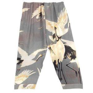 one-hundred-stars-oriental-stork-lounge-pants-slate-grey