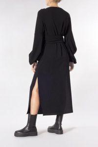 Meem-label-riley-dress-black