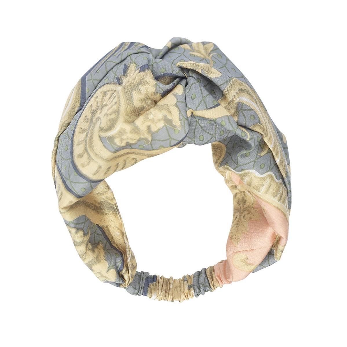 Rococo Headband Grey