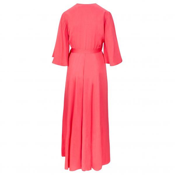 sirens-london-Fifi-Dress_Pink-Plain